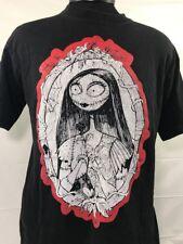 VTG Nightmare Before Christmas T Shirt Movie Promo Tee Touchstone Tim Burton