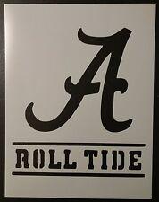 Alabama Crimson Roll Tide 8.5