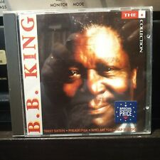 B.B. King – The ★ Collection  CD 1991 MCA Records – MCD 17755 Quasi Nuovo