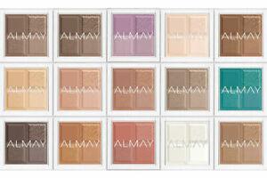 Almay Eye Shadow Eyeshadow Quad - CHOOSE YOUR SHADE