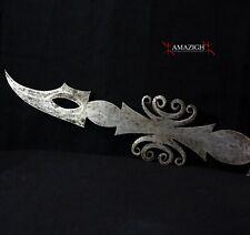 Old Ceremonial Knife – Lia / Nkundu / Konda – DR Congo