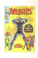 Avengers # 87 -  -  Captain America Thor MARVEL Comics