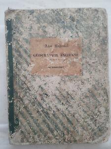 Atlas universel complet de Géographie ancienne et moderne collectif 1830 Langloi