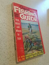 gregory's fishing guide - fourth edition - paperback