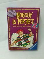 Nobody Is Perfect 2 - from Ravensburger - Bertram Kaes - Large Edition