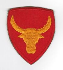 WWII - 12th INFANTRY DIVISION (Original patch)