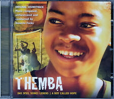THEMBA - ORIGINAL SOUNDTRACK, MUSIC BY ANNETTE FOCKS / CD - NEU