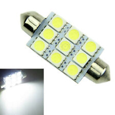 Hot LED Car Bulb 42mm Festoon 9 SMD Dome Map Interior Light Lamp 12V