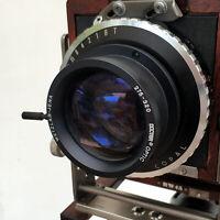 Docter Optic 5,6/320 + adapter shutter Copal 3S (56mm)
