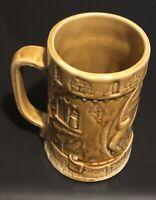 🔥Vintage 1930's (German) Gesundheit Castle Beer Mug (Shenango Pottery) 🔥