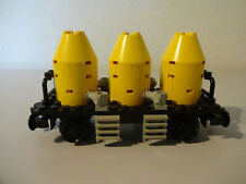 LEGO 2 X 7855 chemin de fer 12 V emballage d/'origine par 8x rail courbé