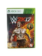 WWE 2K17 (Microsoft Xbox 360, 2016) PAL Great Game !!!