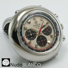 GENUINE OMEGA TISSOT  T12 CHRONOGRAPH  LEMANIA 873 OMEGA 861 WORKING CONDITION