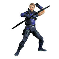 6'' Marvel Avengers Endgame Infinity War Hero Hawkeye Action Figure Toy + Weapon