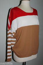 NEU WOOLRICH Gr L / ca 40 oversize Pullover Baumwolle