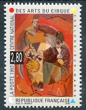 STAMP / TIMBRE FRANCE NEUF N° 2833 ** ARTS DU CIRQUE