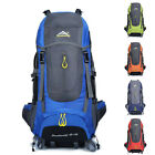70L Outdoor Travel Hiking Camping Luggage Backpack Internal Frame Bag Rucksack