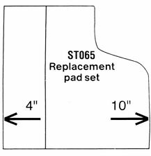 Superior Tile Cutter Replacement Pad Set ST007