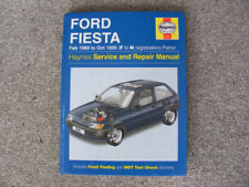 Ford Haynes 1989 Car Service & Repair Manuals
