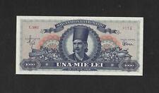 UNC 1000 lei 1948 ROMANIA