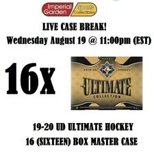 19-20 UD ULTIMATE 16 (SIXTEEN) BOX CASE BREAK #1865 - Montreal Canadiens