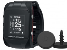 SHOT SCOPE V2 GPS & PERFORMANCE TRACKING GOLF WATCH