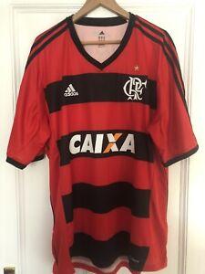 Flamengo Home Football Shirt 2012/13 Season Collectible Jersey Brazilian