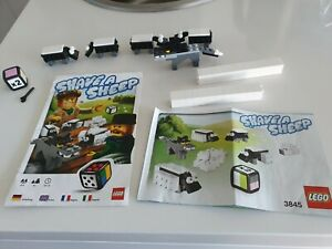 Lego Shave a Sheep game - Complete with instructions