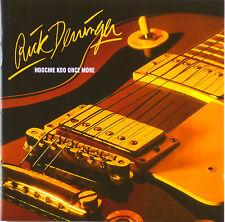 CD - Rick Derringer - Hoochie Koo Once More - A 610
