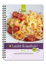 Leicht & köstlich Band 2 von Cornelia Sieder (2014, Ringbuch)