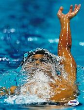 Ryan Lochte signed *Olympics Swimming* 8X10 photo PSA/DNA Authenticated S82773