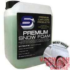 PREMIUM PH NEUTRAL SNOW FOAM 5 LITRE - ULTRA THICK FOAM - WAX SAFE PRE WASH FOAM