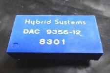Sistemi ibridi DAC-9356-12 Low Power 12 BIT Digital per convertitore analogico