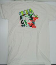 Vintage U.O.Me A Big One Surfing one Size Over Sized Night Shirt 1991