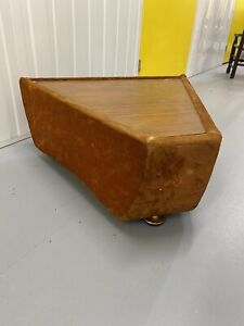 Vintage Retro Modular Sofa Corner Table Unit Sofa Cheese