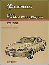 service repair manuals for lexus es300 for sale ebay rh ebay com  Lexus Es350 Wiring Diagram