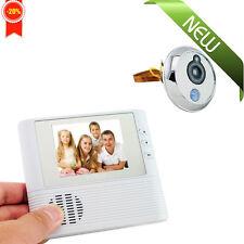 "2.8""LCD Monitor Digital Door Peephole Viewer Camera Cam Doorbell House Home Safe"