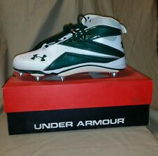 NEW Under Armour Team Run-N-Gun-Com-D Football Cleats Size 13 1220891-131 NEW