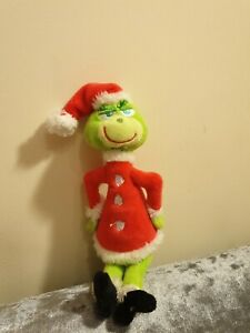 The Grinch - Plush Toy Xmas