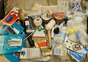 Bundle of Vintage Sewing /Craft items, everything in photos