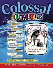 Colossal Jumble(r) (Paperback or Softback)