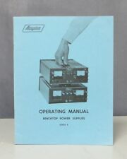 Acopian Benchtop Power Supplies Series K Operating Manual