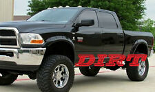 PRE-PAINTED FOR 2002-2009 DODGE Ram 2500 RIVET Style Fender Flares SMOOTH Finish