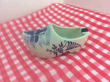 Delft's Blauw SCM Hand painted Clog Ashtray
