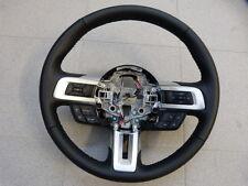 Ford Mustang 15- Lenkrad Multifunktionslenkrad 3-Speichen schwarz Tempomat
