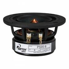 DAYTON AUDIO PS95-8 Haut-parleur Large Bande 10W 8 Ohm 86dB 110Hz - 20kHz Ø9cm