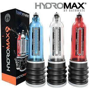 Bathmate - HydroMax9 - Penis Pump Cock Enlarger - Sviluppatore Ingranditore Pene