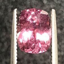 Natural 1.92 Carat Pink Sapphire Genuine Loose Gemstone