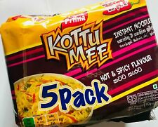 Noodles Prima Kottu Mee Jumbo pack (80g*5) Take Breakfast,Lunch,Dinner Good Food
