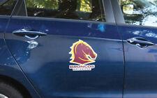 NRL Mega Decal - Brisbane Broncos - Car Sticker 250mm